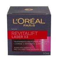 Loreal Revitalift Laser X3 Tratamento Profundo Anti-idade