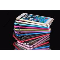 Funda Protector Bumper Aluminio Ultradelgado Iphone 6 Regalo