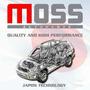 Base Amortiguador Mazda 626 / Allegro 4 Tornillos