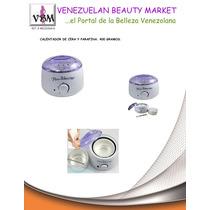 Olla Calentador De Cera Y Parafina 400 Gramos. Pro-wax100
