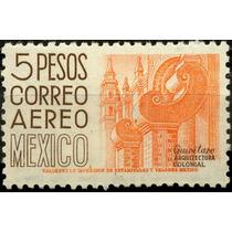 2060 Arquitectura S# C215 2° E Querétaro 5p Mint N H 1953-56