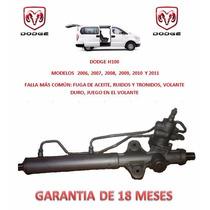 Caja Direccion Hidraulica Cremallera Dodge H100 2006-2011