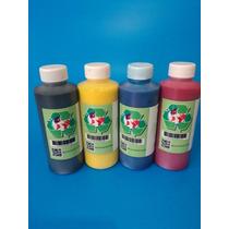 Juego Tinta Sublimacion Para Xp211 T1971 T1974 125ml Color