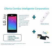 Lg Joy+modem Movistar+ Deco Solo Empresas O Profesionales
