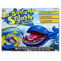 Ballena Splash *original* Kreisel