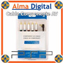 Cable Componente Av Play Station Portable Psp2000 3000 5ptas