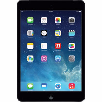 Ipad Mini Apple Me276 Retina 16gb Wifi Grafite