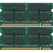 Memoria 4gb 2x 2gb Notebook Positivo Sim+ P220s P230l P237s