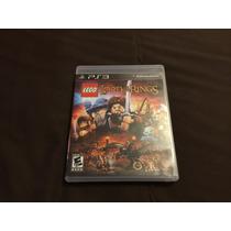 Video Juego Lego El Señor De Los Anillos Para Ps3