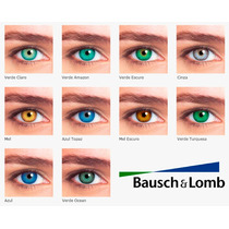 Optima Natural Look - Anual - Bausch & Lomb