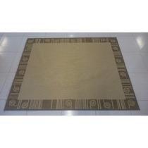 Tapete Sisal Art São Carlos 200x250cm Com Antiderrapante