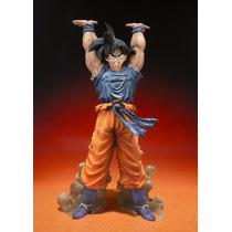 Estátua Son Goku Genki Dama - Dragon Ball Frete Grátis