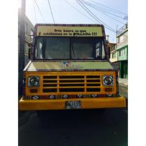 Food Truck Camion De Comidas Listo Para Trabajar