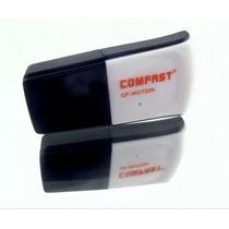 Mini Adaptador Wireless Wifi Usb 150mbps // Ralink Rt5370 //