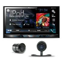 Dvd Pioneer Avh-x5880tv X5780 C/ Tv Digital + Câmera Ré