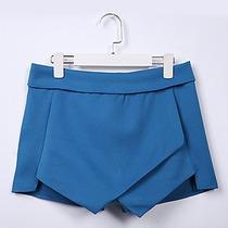 Shorts Saia Assimétrico - A Pronto Entrega!