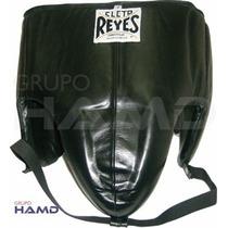 Concha Riñonera Cleto Reyes Negro Chico