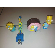 Colección Simpsons Burger King Kids Club