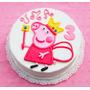 Torta Decorada Pepa Pig, Kitty, Minions, Etc