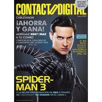 Contacto Digital - Spider Man 3 - El Big Bang De Kaley Cuoco