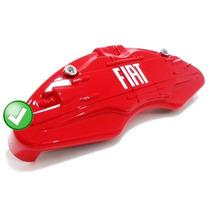 Capa P/ Pastilha Pinça De Freio (par) Fiat Vermelha Promoção