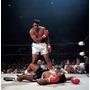 Muhammad Ali 75x75 Cm En Tela Canvas