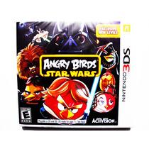 Angry Birds Star Wars Nuevo - Nintendo 3ds