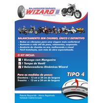 Kit C/15 Unid Balanceamento Moto Sem Chumbo Harley Davidson