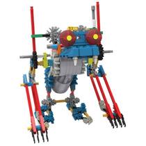 Knex Set Robot De Construcción Importado