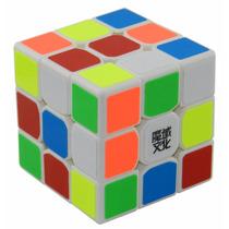 Cubo Rubik - Moyu Tanglong 3x3x3 - White