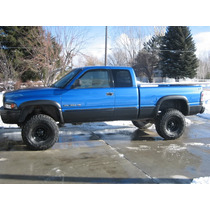Jgo Cantoneras Pick-up Dodge Ram (94-01)