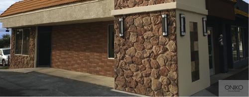 Piedra Colorado Ranch Muros Fachadas Recubrimientos 52500 En - Recubrimientos-fachadas