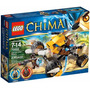 Lego Chima 70002 Lennox Lion Attack