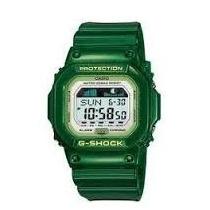 Relógio Casio G Shock Glx 5600 Vermelho / Verde / Azul