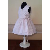 Vestido Importado Nena Verano, 12-18 Meses, Usa