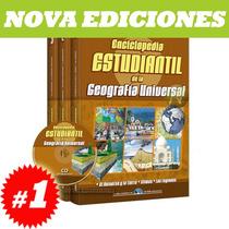 Enciclopedia Estudiantil De La Geografía Universal 3 Vols