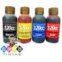 Tintas Durabrit Ultra Compatible Con Epson (pote De 120cc)