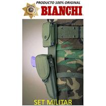 Fornitura Bianchi Militar 3 Accesorios