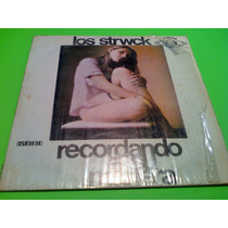 Disco Lp Los Strwck Recordando A Su Manera
