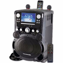 Karaoke Usa Gp975 Pantalla 7 Dvd 300 Canciones Bluetooth