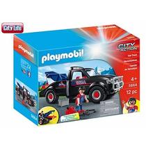 Playmobil City Action 5664 Camion Grua Mecanica Redisa