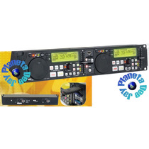 Doble Reproductor Digital Skp Usd2010 Usb Memos Sd Rackeable