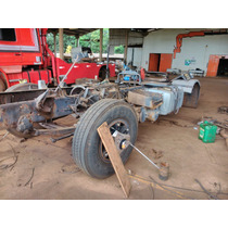 Chassis Scania Documentado , Batido,