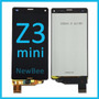 Display Lcd Tela Touch Xperia Z3 Mini Compact D5803 D5833