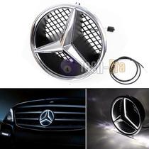 Rines 24 Drl Luz De Dia Luz Diurna Mercedes Benz Emblema Led