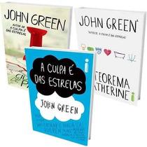 John Green Kit 3 Livros - Cidades De Papel - Frete Grátis