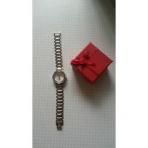 Relógio De Pulso Mondaine Prateado