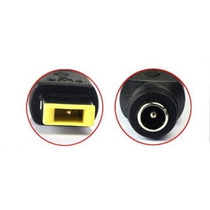 Conector Adaptador Carregador P/ Lenovo Tab Plug Retangular