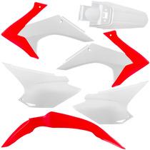 Kit Plástico Crf 230 Roupa Carenagens Crf 230 2008 Até 2015
