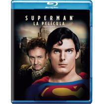 Superman 1 Christopher Reeve Pelicula En Blu-ray